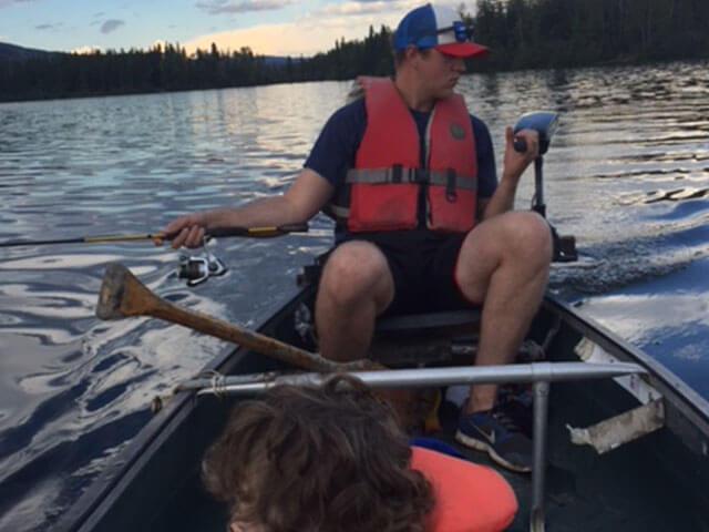 canoe rentals grande cache