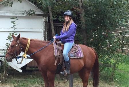 horse rides alberta